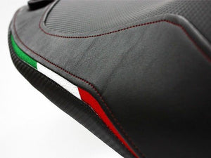Ducati Multistrada 1200 2010-2011 Luimoto Team Italia Seat Covers Front & Rear