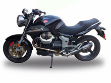 Load image into Gallery viewer, Moto Guzzi Breva 1100 4V 2005-2010 GPR Exhaust Systems GPE CF Slipon Silencer
