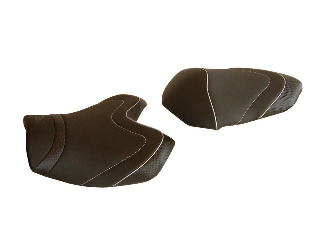 Kawasaki Z750 Z1000 07-09 Top Sellerie Seat Cover Set Housse De Selle