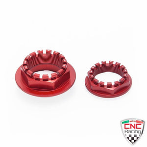 CNC Racing Rear Wheel 4 Colors Nuts Ducati Hypermotard 796 1100 Monster S2R S4R