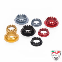 Load image into Gallery viewer, CNC Racing Rear Wheel Nuts 4 Col. Ducati Multistrada 1000 1100 Streetfighter 848