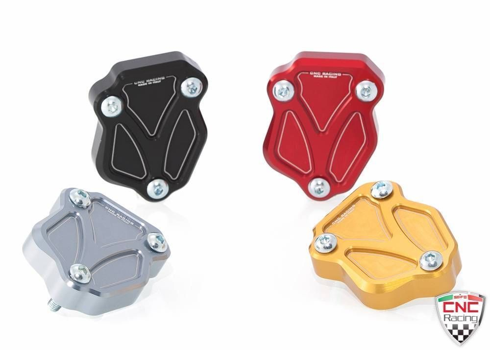 CNC Racing Side Cam Cover Ducati 1199 Panigale S/R/Tricolore