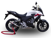 Load image into Gallery viewer, Honda CB 500X 2013-2015 GPR Exhaust Systems Deeptone Slipon Muffler Silencer Can