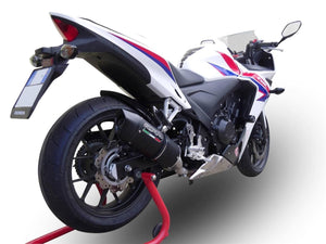Honda CBR 500R 2013-2018 GPR Exhaust Full System With Furore Muffler Silencer