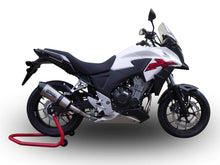 Load image into Gallery viewer, Honda CB500X CB 500X 13-15 GPR Exhaust Full System With GPE Ti Muffler Silencer