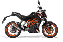 Load image into Gallery viewer, KTM Duke 390 2013-2014 GPR Exhaust Systems Powercone Slipon Homolog Side Mount