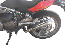 Load image into Gallery viewer, Suzuki GSXR 1300 Hayabusa 1999-2007 Endy Exhaust Dual Silencers Pro GP Slip-On
