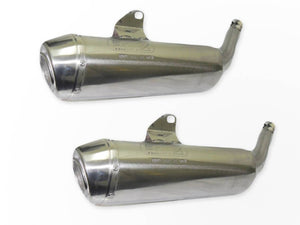 KTM 640 LC4 Supermoto Prestige 2004-2008 Endy Exhaust Dual Mufflers Off Road