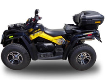 Load image into Gallery viewer, Can Am Outlander 800 Long Chassis GPR Exhaust Systems Deeptone Slipon Silencer