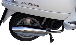 Piaggio Vespa LX 150 2010-2014 GPR Exhaust Full System With Vintalogy Silencer