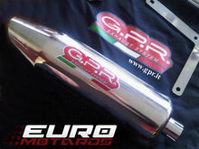 Load image into Gallery viewer, Piaggio Vespa LX 150 2010-2014 GPR Exhaust Full System With Vintalogy Silencer