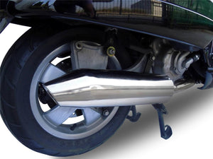 Piaggio Vespa GTV 250 2005-2012 GPR Exhaust Full System With Vintalogy Silencer