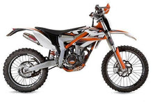 Load image into Gallery viewer, KTM Freeride 350 4T 2013-2016 GPR Exhaust Systems Deeptone Dual Slipon Silencers