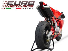 Load image into Gallery viewer, Bimota DB5 2007-2012 Zard Exhaust Penta Carbon Silencers With DB Killers
