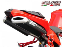 Load image into Gallery viewer, Bimota DB5 2007-2012 Zard Exhaust Full System Decat /Penta Carbon Silencers