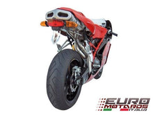 Load image into Gallery viewer, Ducati 749 Biposto Dual Seat Zard Exhaust Full System & Titanium Silencer +6HP