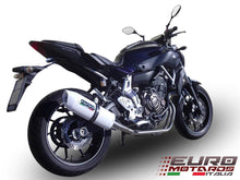 Load image into Gallery viewer, Honda NC 700X-S DCT 2012-2013 GPR Exhaust Systems  Albus White Slipon Silencer