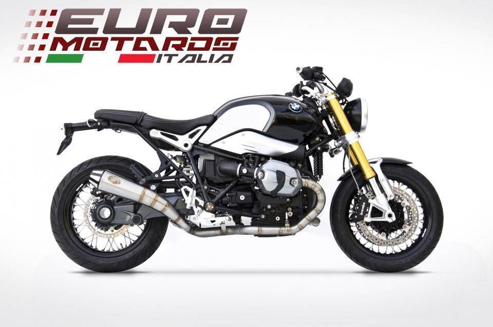 BMW RnineT R-nine T Zard Exhaust Limited Edition Full Titanium System