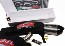 Load image into Gallery viewer, Honda CBR 300R GPR Exhaust GPE Ti Titanium Slipon Silencer Terminale Muffler