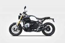 "Load image into Gallery viewer, BMW RnineT R-nine T Zard Exhaust Special Edition ""Bad Child"" Black Silencer -2Kg"