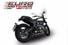 Load image into Gallery viewer, Ducati Scrambler 2014-2016 GPR Exhaust Ghost Slipon Silencer Road Legal