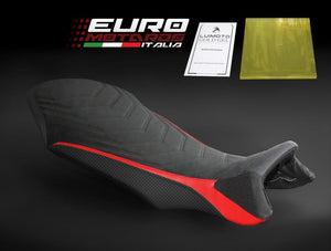 MV Agusta Rivale 800 2013-2018 Luimoto Tec-Grip Suede Seat Cover New /Gel Option