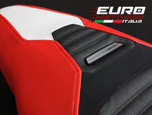 Load image into Gallery viewer, Ducati Monster 1200R 2016-2018 Luimoto Corsa Tec-Grip Suede Seat Cover 2 Colors