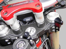 Load image into Gallery viewer, Ducabike Hypermotard 821 939 /SP/Strada Steering Damper Mounting Kit for Ohlins