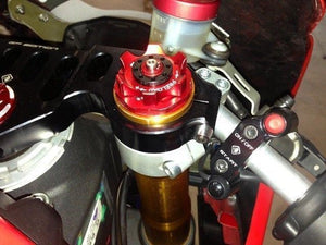 Ducabike Ducati 1199 Panigale Brembo Radial Brake Integrated On/Off Start Switch
