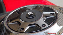Load image into Gallery viewer, Ducabike Billet Carbon Gas Cap Black Ducati Multistrada 1200