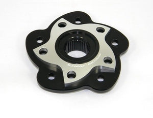 Ducabike Sprocket Carrier Silver Ducati 848 SBK & Streetfighter 848