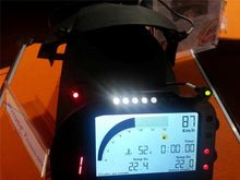 Load image into Gallery viewer, IRC Cold Tire Indicators Yamaha R6 R1 600 1000 Fazer FZ6 FZ8 FZ1 V-Max MT-09