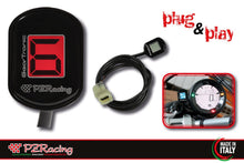Load image into Gallery viewer, Suzuki GSXR 600 750 2004-2005 PZRacing Zero Plug&Play LCD Gear Indicator New