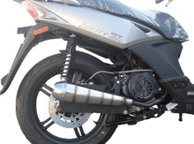 Load image into Gallery viewer, Derbi Rambla 125 2008-2013 Endy Exhaust Full System GP Hurricane