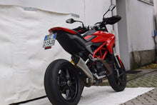 Load image into Gallery viewer, Ducati Hypermotard Hyperstrada 821 13-15 EXAN X-Black Evo Inox Exhaust Silencer