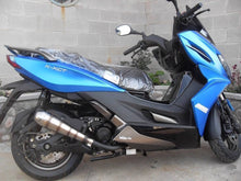 Load image into Gallery viewer, Kymco K-XCT 300 i.e. 2013-2014 Endy Exhaust Full System GP Hurricane