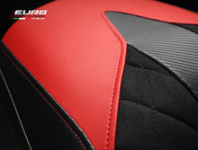 Load image into Gallery viewer, Ducati Diavel 2015-2018 Luimoto Diamond Suede Seat Cover Set /Gel Option New