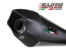 Load image into Gallery viewer, Honda CB 500X 2013-2015 GPR Exhaust Systems GPE CF Slipon Muffler Silencer Can
