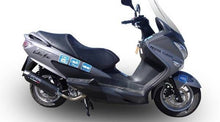 Load image into Gallery viewer, Suzuki Burgman UH 125 2014-2016 GPR Exhaust Full System Furore Nero W/ Silencer