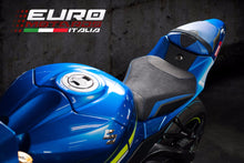 Load image into Gallery viewer, Suzuki GSXR 1000 2017-2018 /ABS/R Luimoto Team Tec-Grip Seat Covers Front & Rear