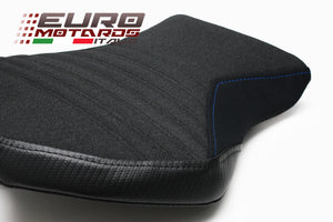 Yamaha R6 2017-2018 Luimoto Race Tec-Grip Suede Seat Covers Front and Rear New