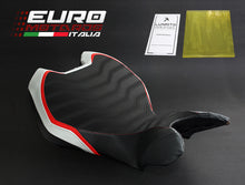 Load image into Gallery viewer, MV Agusta Turismo Veloce 800 2014-2019 Luimoto Suede Seat Cover For Rider New