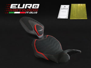 MV Agusta Turismo Veloce 800 2014-19 Luimoto Suede Seat Covers Front & Rear New