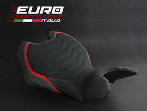 MV Agusta Turismo Veloce 800 2014-2019 Luimoto Suede Seat Cover For Rider New