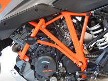 Load image into Gallery viewer, KTM 1290 SuperDuke GT 2016-2018 RD Moto Crash Bars Protectors CF81 New