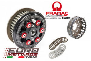 Ducati Supersport 900 1000 - ST2 ST4 CNC Racing Slipper Clutch Pramac 48 Teeth