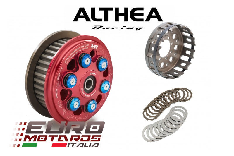 Ducati SBK 748/R/SP/SPS - 916 /S/Biposto CNC Racing Slipper Clutch Althea LE 12T