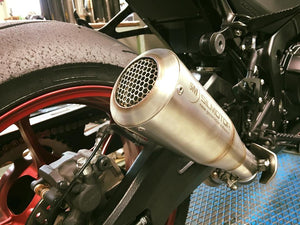 Suzuki GSXR 1000 2017-2018 Silmotor Exhaust Slipon Silencer GP3 New