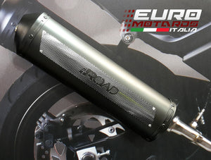 Aprilia Sportcity 250 2006-2007 GPR Exhaust Full System Maxy 4Road Road Legal