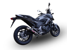 Load image into Gallery viewer, Honda NC 700 X/S DCT 2012-2013 GPR Exhaust Deeptone Slipon Muffler Road Legal